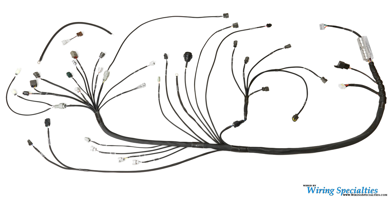 Wiring Specialties RB25 NEO Wiring Harness Set for 180sx