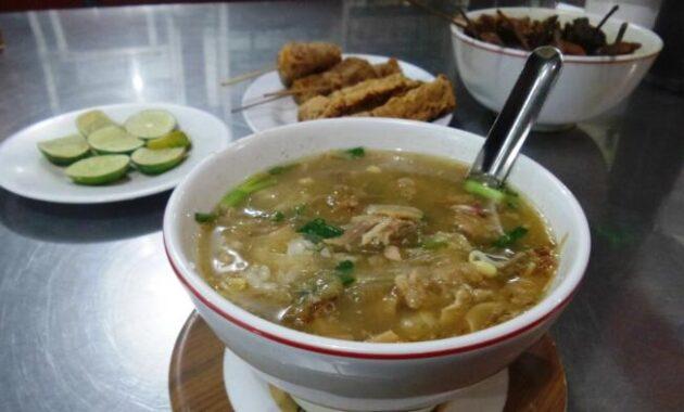 15 Makanan Khas Semarang Masakan Lumpia Bandeng Presto