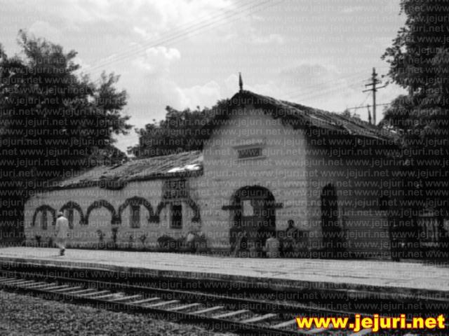 jejuri railway