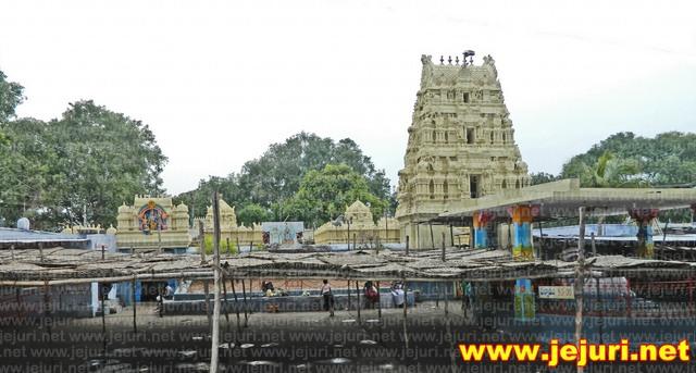 odela mallana temple