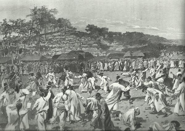 Image result for seokjeon stone battle
