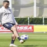 Dikabarkan Cedera Lutut, Ronaldo Eksis Top Skor Serie A Liga Italia