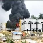 Wellpad A PT SMGP Madina Kebakaran, Warga Dikabarkan Mengungsi