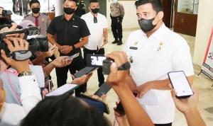 Bobby Nasution Tagih Pemprovsu Bayar DBH Sebesar Rp 407 Miliar