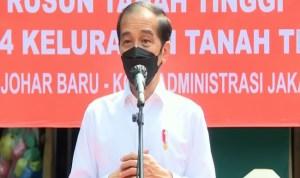 Presiden Minta 7,5 Juta Warga DKI Jakarta Divaksinasi Hingga Agustus