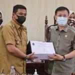 Wali Kota Medan Sampaikan Pertanggungjawaban Pelaksanaan APBD 2020