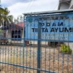 Warga Batunadua Mengeluh, Tiga Pekan Air PDAM Tirta Ayumi Tidak Mengalir