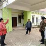 Plt Wali Kota Cek Kondisi Mess Pemko Tanjungbalai