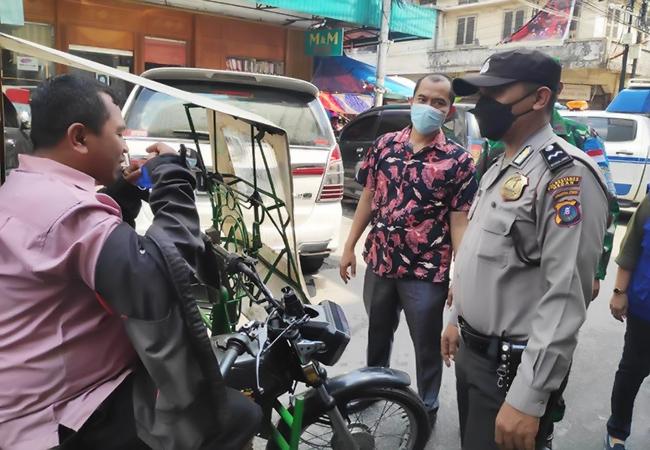 PPKM Mikro, Pemko Medan Gelar Patroli Prokes di Sejumlah Pasar