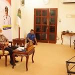 Bupati Asahan Ikuti Pembekalan Kepemimpinan Pemerintahan Dalam Negeri