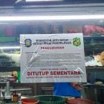 Nekat Langgar PPKM, Satgas Covid-19 Segel Kafe di Medan Tembung