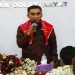 Wakil Bupati Karo Sambangi Kecamatan Dolat Rayat
