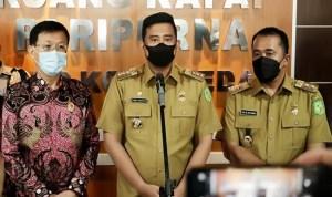 Sampaikan Nota Jawaban, Bobby Nasution Akan Siapkan Lahan Untuk PKL