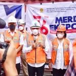 """Lepas Ekspor Komoditas Pertanian, Gubsu: """" Ini Baru 13 Kabupaten/Kota Ikut"""""""
