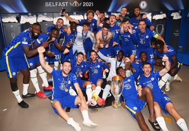 Chelsea Raih Juara UEFA Super Cup 2021