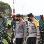 Kapolri dan Panglima TNI Kunker ke Medan