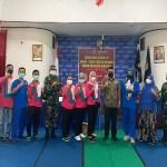 262 WBP Lapas Sibolga Jalani Vaksinasi Pertama