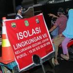 Isolasi Lingkungan Cegah Meluasnya Penyebaran Covid-19 Kota Medan