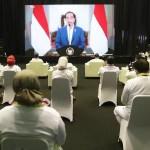 Haornas 2021, Presiden Harapkan Pembinaan Sistematis dan Berkelanjutan