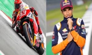 Tempati Posisi Ke 10, Marc Marquez Berharap Hujan di MotoGP San Marino