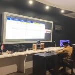 Plt Wali Kota Tanjungbalai Ikuti Rakor Virtual Bersama Gubsu Terkait PTM