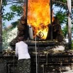 Bangkit dari Pandemi, Bali Gelar Upacara Ngaben dengan Prokes Ketat