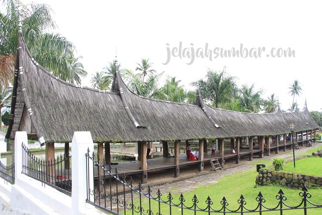 Lokasi Balairung Sari Tabek