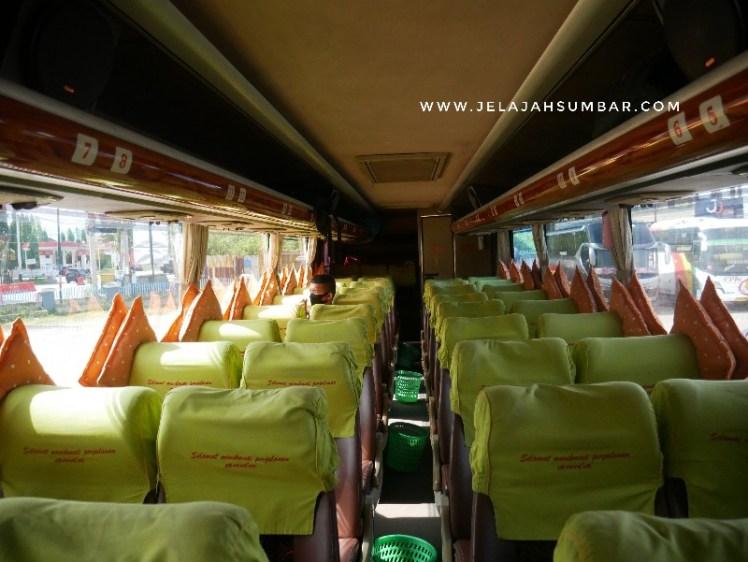 interior bus npm padang medan