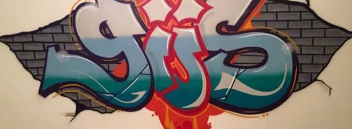 Graffiti kinderkamer  Graffiti Workshops