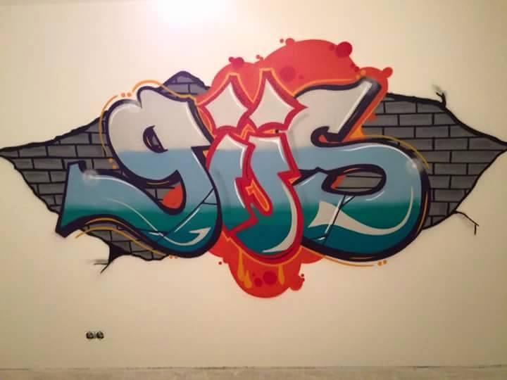 Graffiti muurschilderingen  Graffiti Workshops