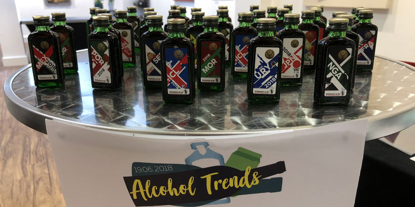 Foodservice Marketing - Drinks Trends - Jellybean Creative