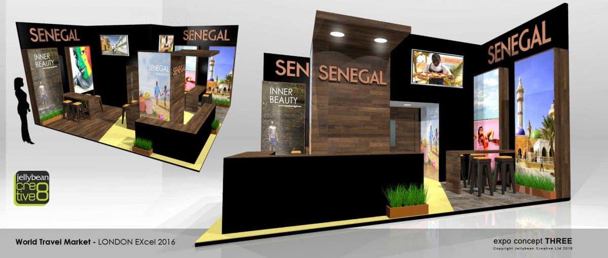 World Travel Market WTM Exhibition Senegal