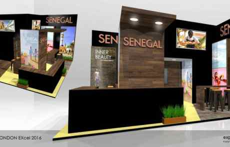 World Travel Market WTM Exhibition Senegal