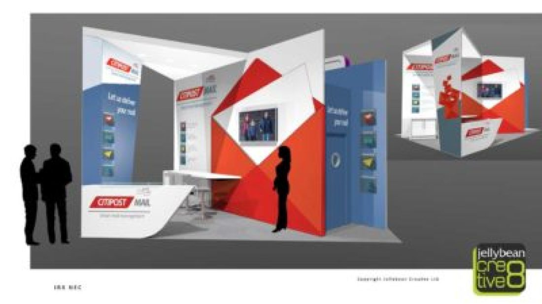 Bodypower Expo Stands : Our portfolio exhibition stand design agency