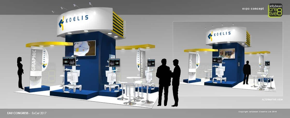 Exhibition Stand Builders Association : Koelis medical exhibition eau congress london excel