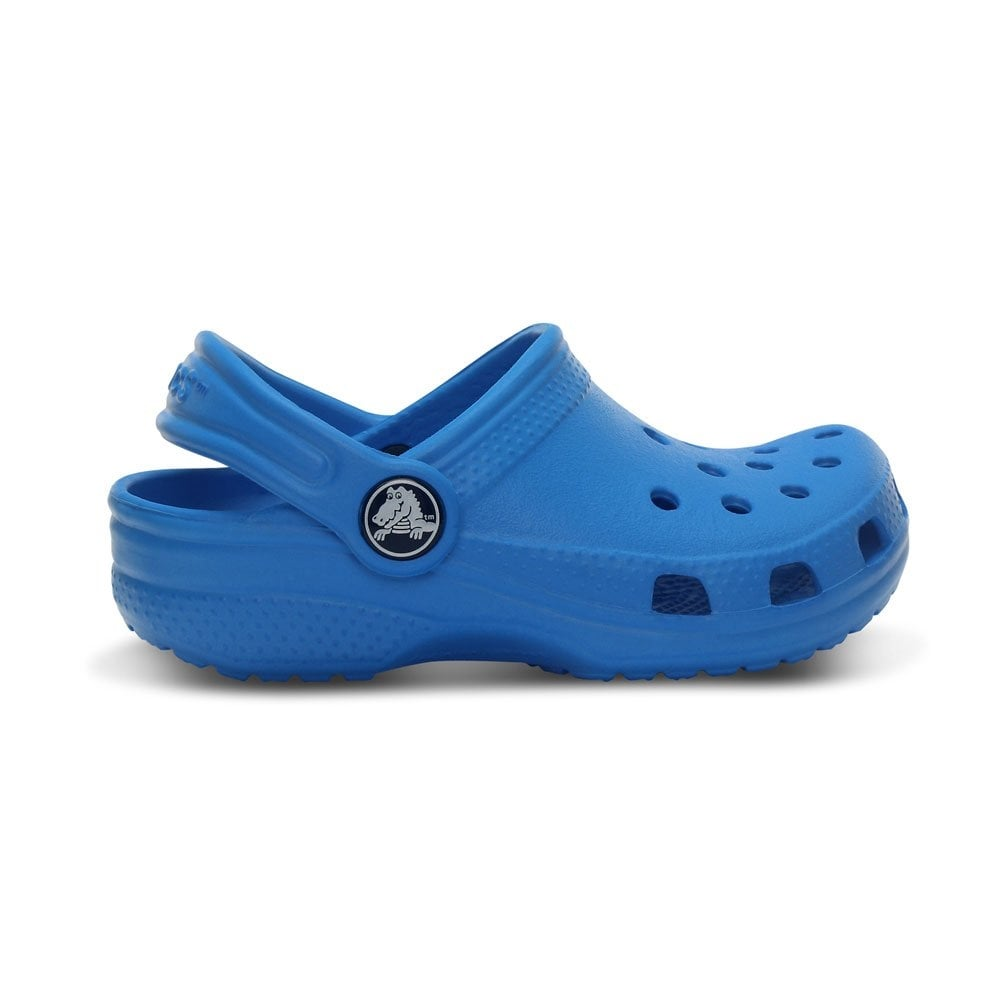 Crocs Kids Classic Shoe Ocean. The original kids Croc shoe - Kids from Jellyegg UK