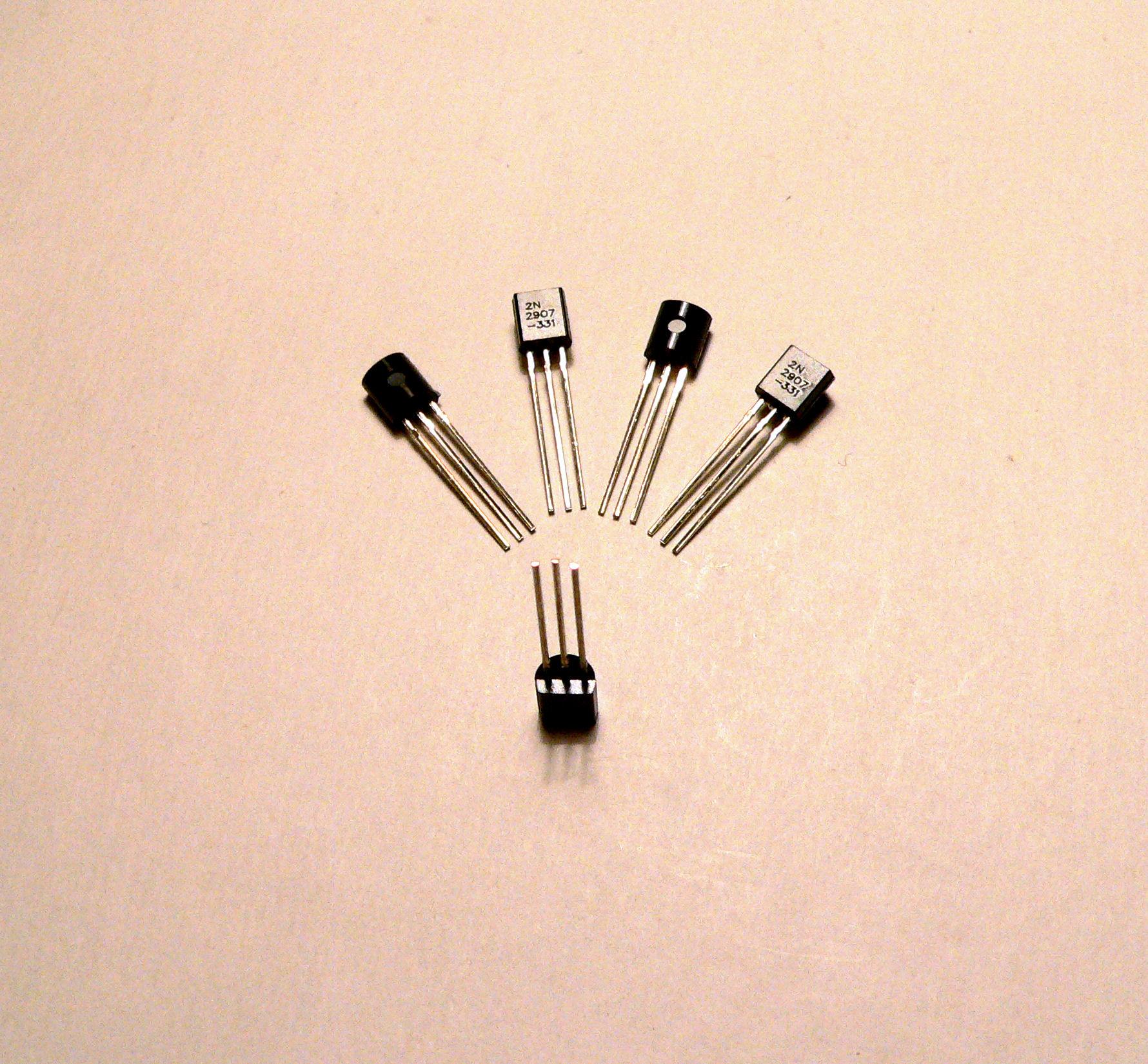 Npn Transistor Pin Configuration Pinout General Purpose Amplifier