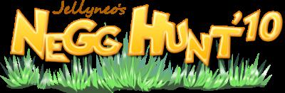 Jellyneo 2010 Negg Hunt Logo