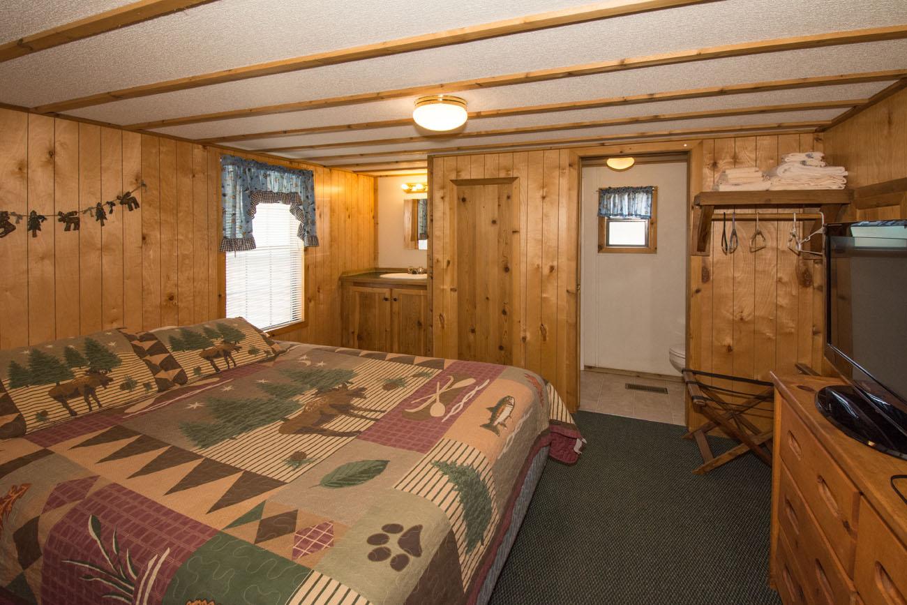 Loft Cabin  Yogi Bears Jellystone Park