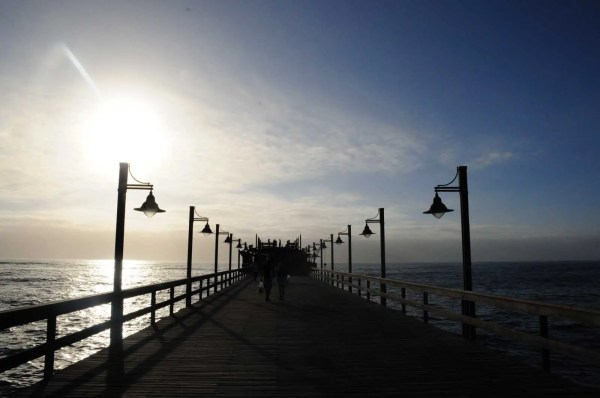 Pier de Swakopmund