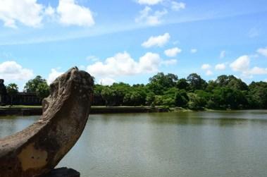 Bassin du Banteai Srei