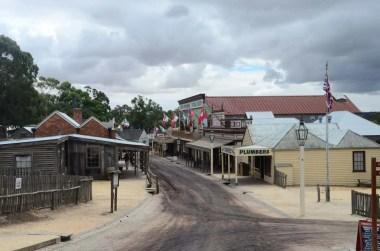 Village de Ballarat Australie