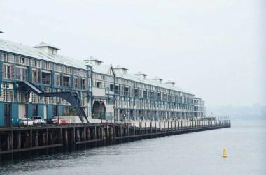Wharf de Wooloomooloo