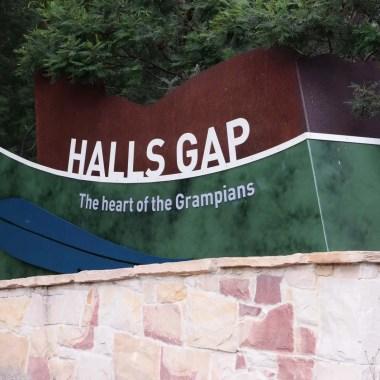Bienvenue à Halls Gap Australie