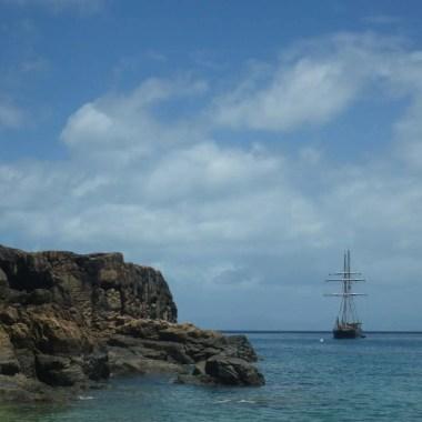 Voilier dans les Whitsundays Australie