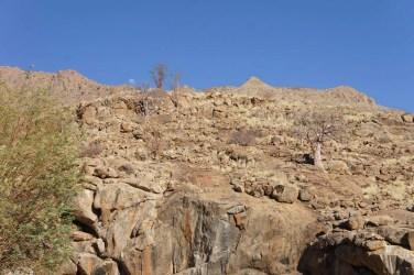 Brandberg Namibie