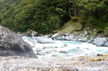 Mount Aspiring National Park Nouvelle Zélande