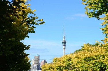 Sky Tower Auckland Nouvelle Zélande