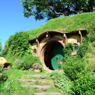 Maison de Bilbon à Hobbiton