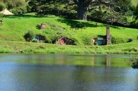 Maison sur le lac de la Comté